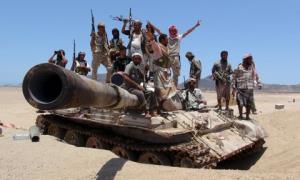 تصرف پایگاه نظامی سعودی توسط رزمندگان یمنی