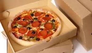 نقشه عجیب کارگر پیتزا فروشی  برای دریافت دستمزد
