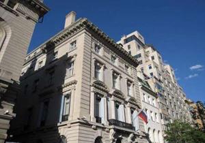 کشف جسدی در کنسولگری روسیه در نیویورک