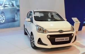 نما خودرو/ رونمایی از «هیوندای I10 و I20» برای اولینبار در نمایشگاه کرمان