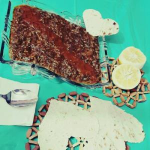 از شما/ توله ( پنیرک) غذای خوزستانی