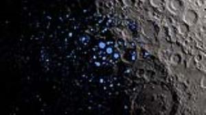 طوفان های خورشیدی باعث تبخیر خاک ماه می شوند