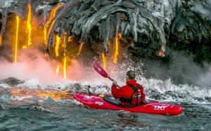 ترین ها/ سفر به فعالترین و معروف ترین آتش فشان های دنیا
