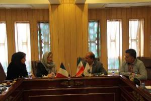 هیات تجاری فرانسوی خرداد به اصفهان سفر میکند