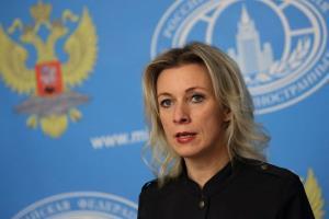 زاخاروا: آمریکا در کنسولگری روسیه به دنبال مواد منفجره بوده است