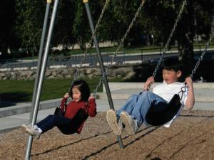 کودک/ فضای سبز علائم آسم را در کودکان شهرنشین کاهش میدهد