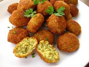 غذای اصلی/ فلافل پرطرفدار خوزستانی
