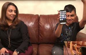 ویدئو/ این کودک ده ساله به سادگی Face ID را شکست می دهد