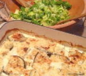 غذای اصلی/ «گراتن مرغ و بادمجان»، غذای فوق العاده مقوی