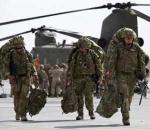 احتمال افزایش ۲ برابری نظامیان انگلیسی در افغانستان