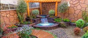 چه مدل آبنمایی برای حیاط یا باغ شما مناسب است؟