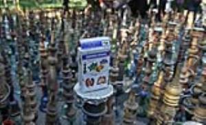 رشد 70 درصدی مصرف قلیان در پایتخت