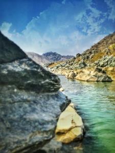 رودخانه پل آبنما