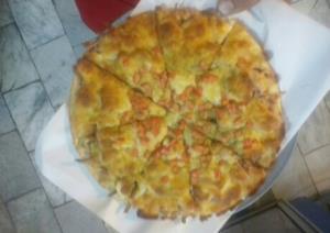 پیتزا مخصوص آشپزباشی