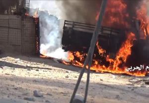 گرفتار شدن نظامیان سعودی در کمین رزمندگان یمنی