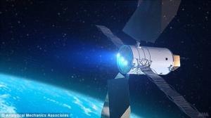 توسعه یک موتور «یونی» برای فرستادن انسان به مریخ!
