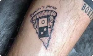 گوناگون/ تبلیغ عجیب پیتزا فروشی معروف!