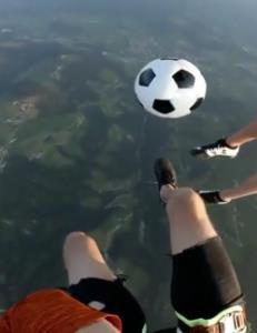 روپایی زدن در ارتفاع 2000 متری!