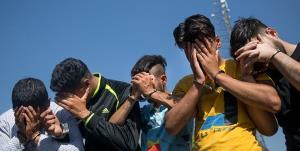 چهارمین مرحله کشوری مبارزه با سارقان خشن رقم خورد