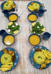 اشپزی من جاتون خالی غذای معروف خوزستانی
