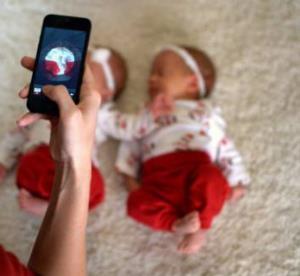 آموزش نحوه عکس گرفتن حرفه ای از نوزاد در خانه