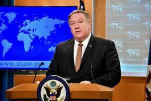 لاف زنی دوباره پمپئو درباره ایران