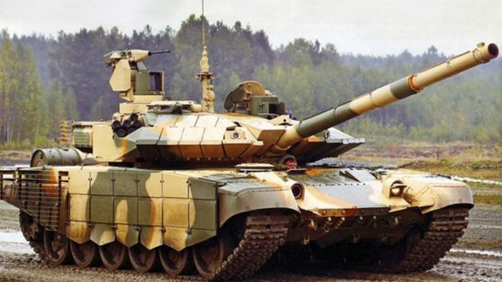روسیه 64 عراده تانک تی90اس به ویتنام داد