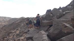 قدرت نمایی رزمندگان یمنی در خاک عربستان