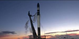 راکت «لب الکترون» پرتاب شد