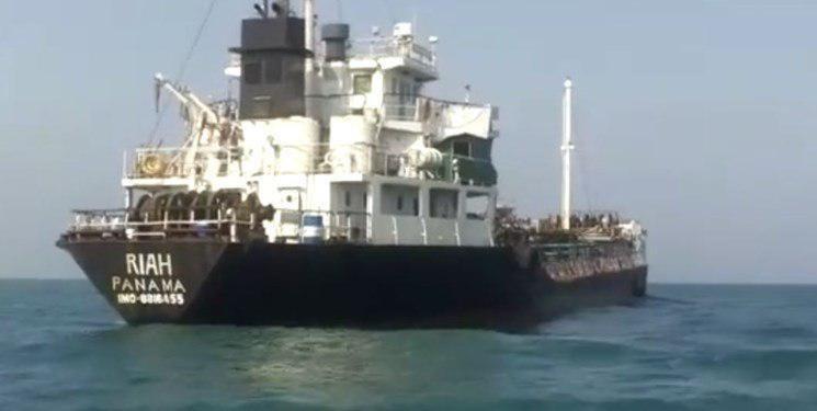 ماجرا و حواشی توقیف کشتی قاچاق سوخت در خلیجفارس