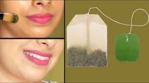 چطور با چای کیسهای بهترین ماسک صورت را درست کنیم؟