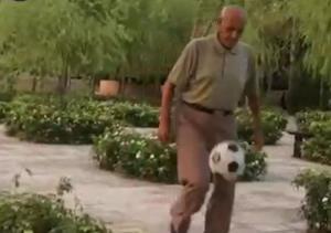 روپایی زدن جالب و دیدنی پیرمرد ایرانی