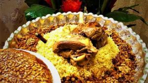 «مُفطح» رسپی پر ملات خوزستانی