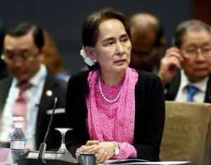 انتقاد مخبر سازمان ملل از آنگ سان سوچی