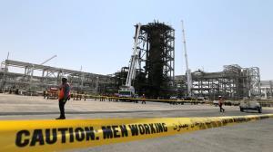 لافزنی سعودیها درباره بازسازی آرامکو لو رفت