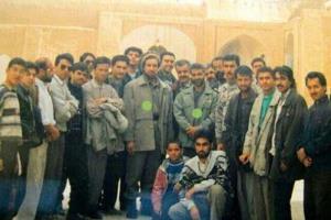 عکس دیده نشده از سردار سلیمانی در کنار احمد شاه مسعود