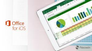 عرضه اپلیکیشن مایکروسافت آفیس یکپارچه برای دستگاههای IOS