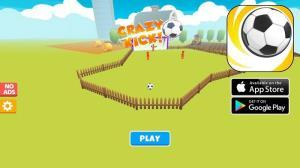 Crazy Kick؛ متفاوتترین بازی فوتبال با چاشنی تکنیک