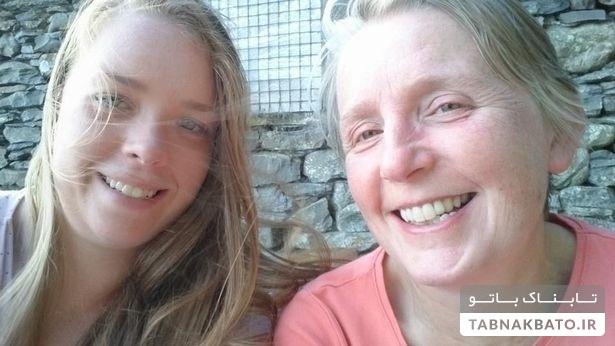 ازدواج دختر انگلیسی در روز مرگ مادرش!