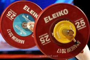 پریسا جهانفکریان به عنوان چهارمی وزنهبرداری رسید