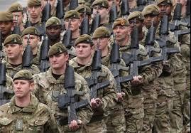 افتضاح نظامیان انگلیسی در افغانستان
