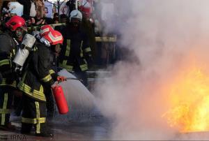 انفجار یک پیتزا فروشی در گنبدکاووس