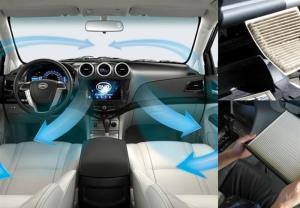 نقش مهم فیلتر اتاق خودرو در روزهای آلودگی هوا