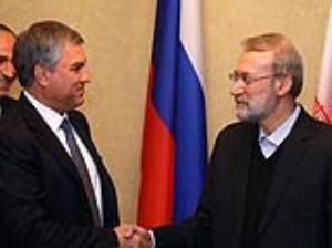 ادعایی درباره توصیه رئیس دومای روسیه به لاریجانی درباره fatf