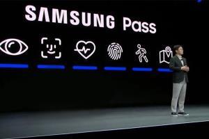 سامسونگ در رویداد CES از لوگوی اپل استفاده کرد