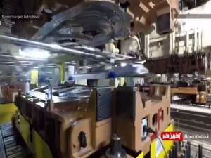 خط تولید خودرو هیوندای i10 2020
