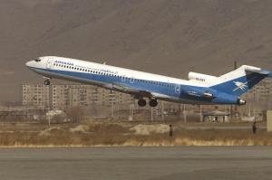 جزئیات سقوط هواپیمای مسافربری در افغانستان
