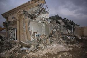 تخریب ۴۰ ویلای غیرمجاز در ساوجبلاغ