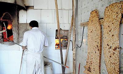 قیمت نان در روزهای کرونایی
