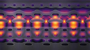 ساخت تراشهای که به الکترون شتاب میدهد